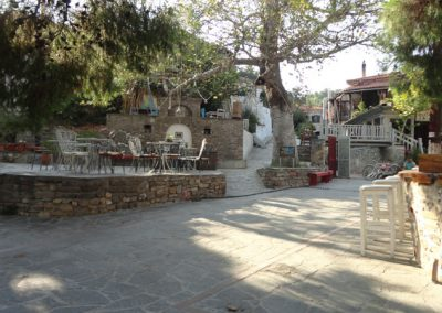 The old village of Nikiti